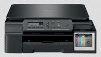 Brother DCPT300 Multifunctional inkjet A4 (prin/copy/scan), viteza printare: 27/10 ppm(11 / 6 ipm), viteza copiere: 4.4 imp mono/2.7 ipm color,  rezolutie printare: 1200 x 6000dpi, rezolutie copiere: 1200 x 1200 dpi, rezolutie scanare: 1200 x 2400 dpi, me