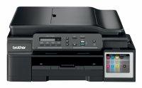 Brother DCPT700W Multifunctional inkjet A4 (prin/copy/scan), viteza printare: 27/10 ppm(11 / 6 ipm), viteza copiere: 4.4 imp mono/2.7 ipm color, rezolutie printare: 1200 x 6000dpi, rezolutie copiere: 1200 x 1200 dpi, rezolutie scanare: 1200 x 2400 dpi, me