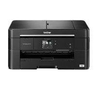 Brother MFCJ5320DWYJ1, Multifunctional inkjet A4 (print A3/scan/copy/fax) cu capabiliatati de printare A3, viteza imprimare: 22/20 ipm, rezolutie 6000 x 1200 dpi, memorie 128 MB, tava 150 coli, ADF 35 coli, duplex A4 (print), LCD color tactil de 6.8cm, co