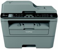 Brother MFCL2700DN, Multifunctional laser mono A4 (print/copy/scan/fax), viteza printare: 26 ppm, rezolutie: 2400x600 dpi, copiere: 26 cpm, Fax 33.6 kbps, rezolutie scanare: 2400x600, ADF: 35coli, memorie 32 MB , copiere independenta PC, scanare catre e-m