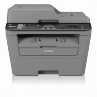 Brother MFCL2700DW, Multifunctional laser mono A4 (print/copy/scan/fax),  viteza printare: 26 ppm, rezolutie: 2400x600 dpi, copiere: 26 cpm, Fax 33.6 kbps, rezolutie scanare: 2400x600, ADF: 35coli, memorie 32 MB , copiere independenta PC, scanare catre e-