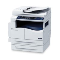 Xerox WorkCentre 5024, Multifunctional A3 ( print/copy/scan), max 24 ppm, max 600x600dpi, 256MB, tavi 100+250 coli, duplex, DADF 110 pag, limbaje HBPL, PCL cu optiune de retea; copy: max 600x600dpi, fco 7.2 sec; scan : max 600x600dpi mono, 300x300dpi colo