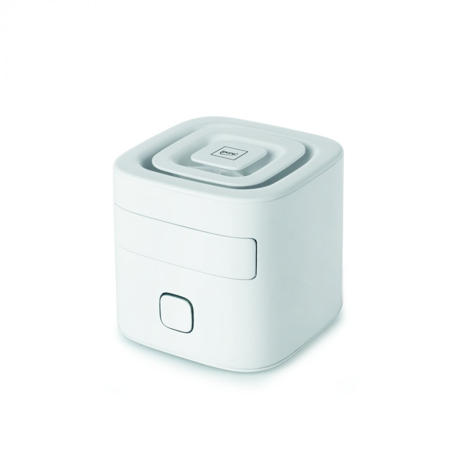 IPU0390cube whiteelectric room diffuser