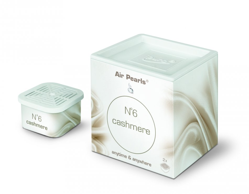 IPU0403N°6 cashmere2x fragrance capsule