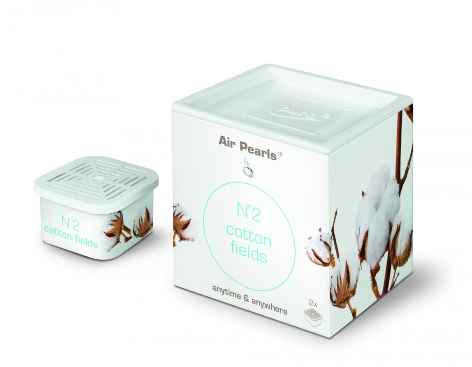 IPU0399N°2 cotton fields2x fragrance capsule