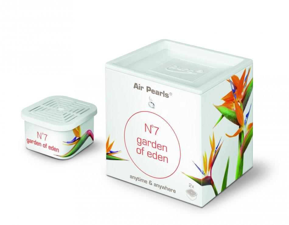 IPU0404N°7 garden of eden2x fragrance capsule