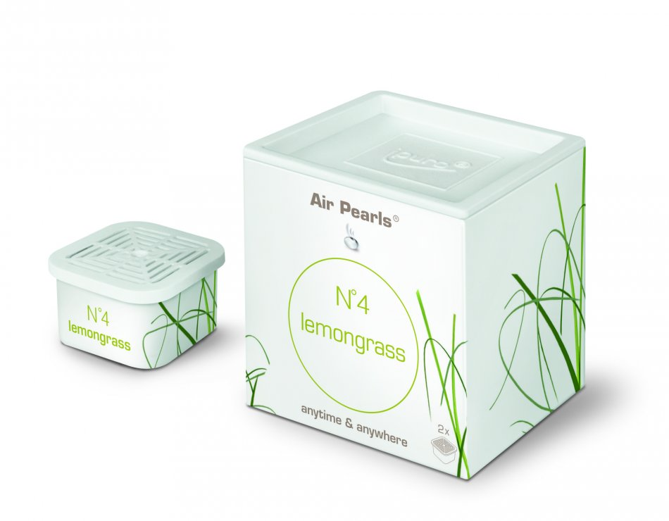 IPU0401N°4 lemongrass2x fragrance capsule