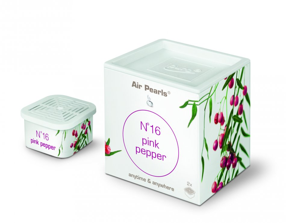 IPU0413N°16 pink pepper2x fragrance capsule