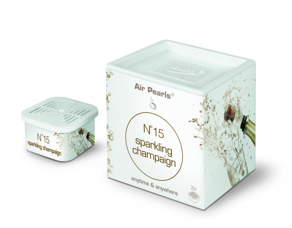 IPU0412N°15 sparkling champaign2x fragrance capsule