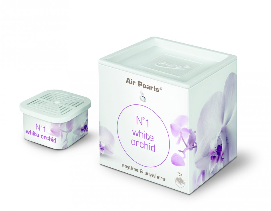 IPU0398N°1 white orchid2x fragrance capsule