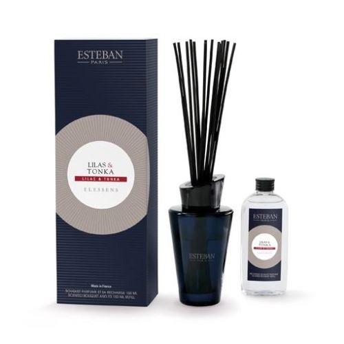 Buchet Parfumat Lilas&Tonka 150ml - Esteban Paris
