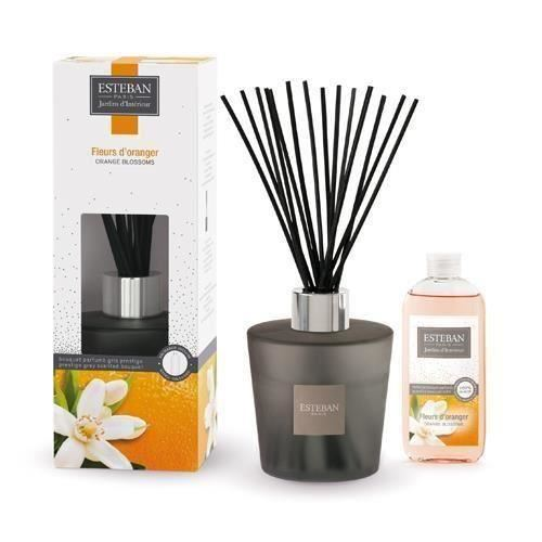 Buchet Parfumat Orange Blossom cu Rezerva de 100ml - Esteban Paris