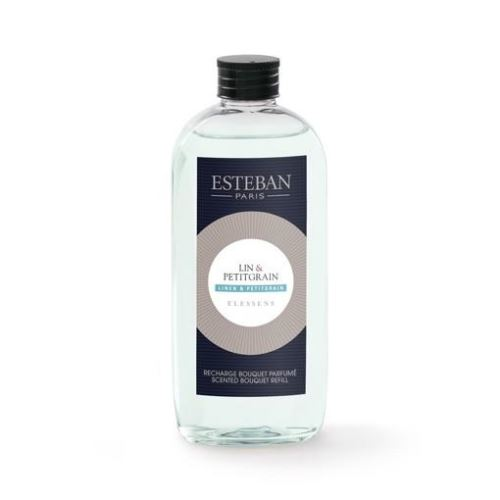 Rezerva Buchet Parfumat 150ml Linen&Petitgrain - Esteban Paris