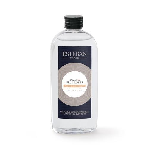 Rezerva Buchet Parfumat 150ml Yuzu&Roses - Esteban Paris