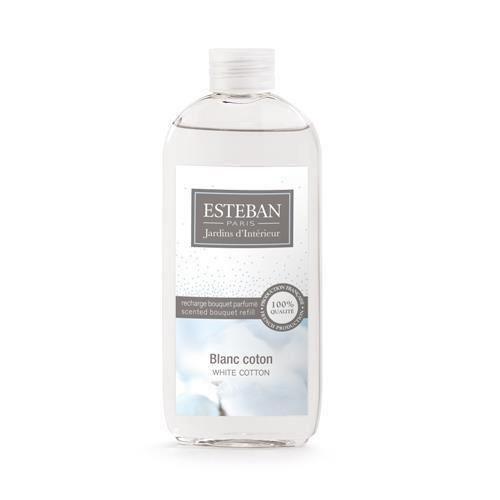 Rezerva Parfum 300 ml pentru Buchet Parfumat Cotton  - Esteban Paris