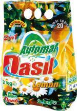 Detergent ecopack - Automat  lemon Dasil 2kg