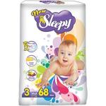 Scutece New Sleepy Jumbo 3 Midi (5-9kg) 68 (4)