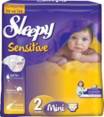 Sleepy Sensitive Jumbo Hipoalergic 2 Mini (3-6) 78 (5)