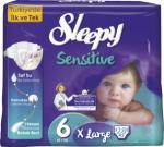 Sleepy Sensitive Jumbo Hipoalergic 6 Junior (19+) 28