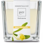 ipuro pure vanilla  lumanare parfumata 170g
