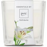 ipuro white lily  lumanare parfumata 170g