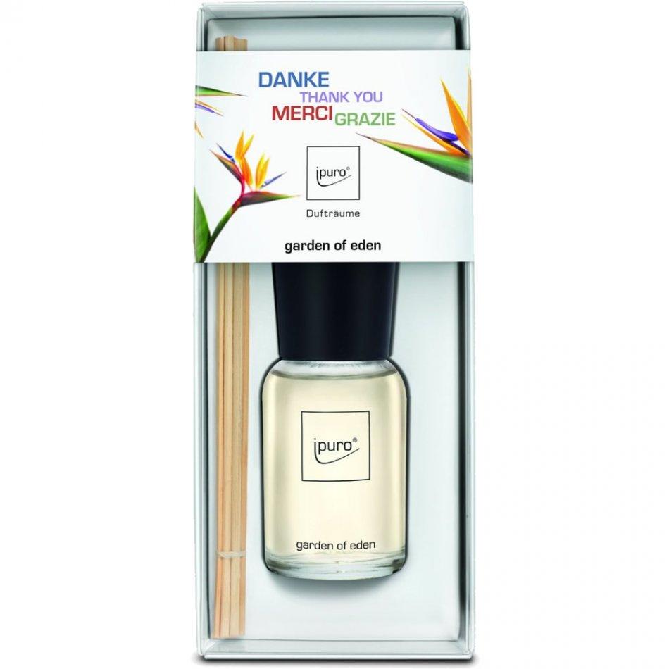 ipuro garden of eden parfum ambient  50ml