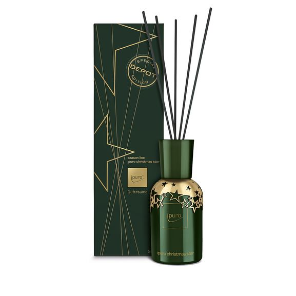 ipuro christmas star parfum ambient  240ml
