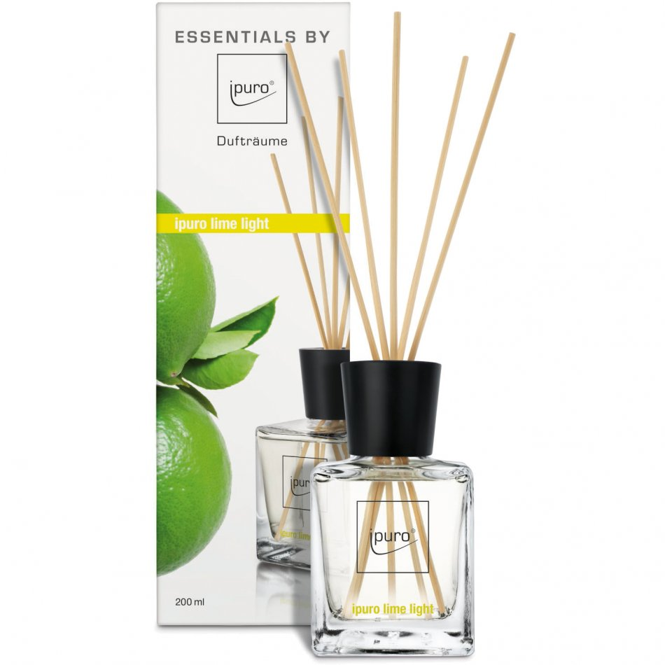ipuro lime light parfum ambient  100ml