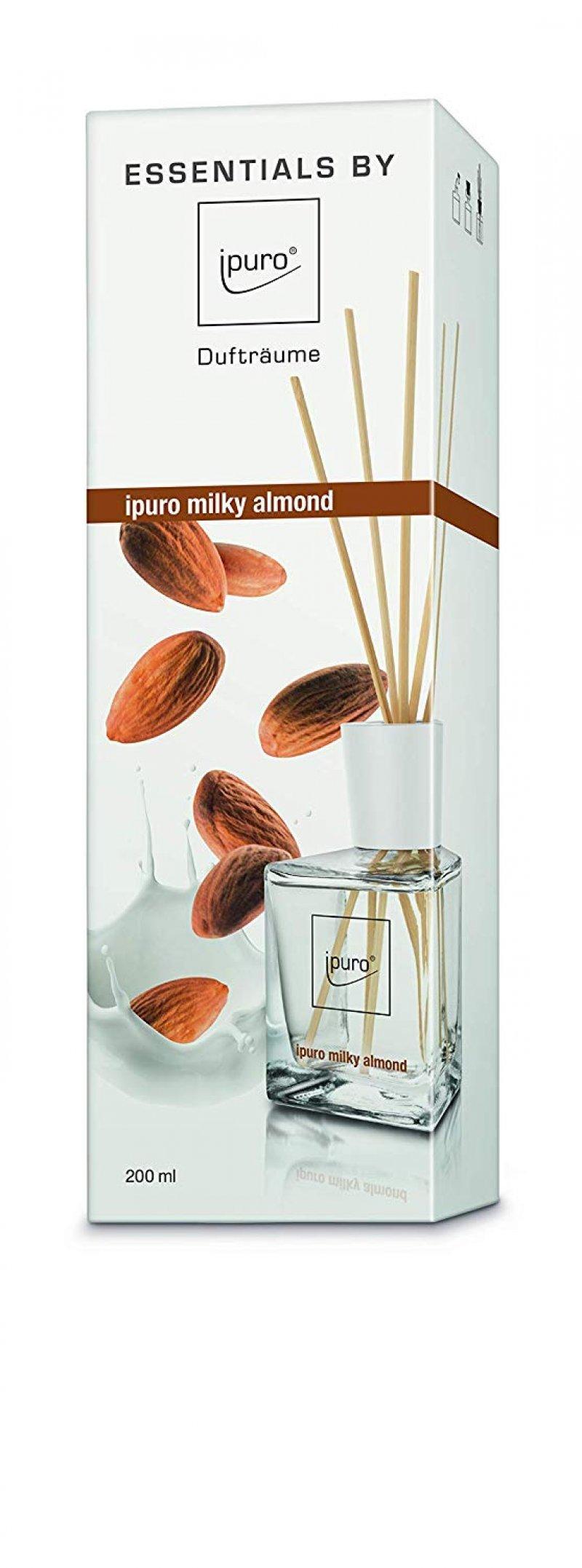 ipuro milky almond parfum ambient  50ml