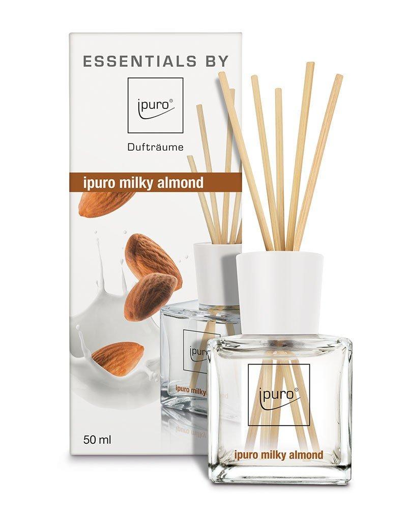 Parfum ambient Ipuro milky almond 200 ml