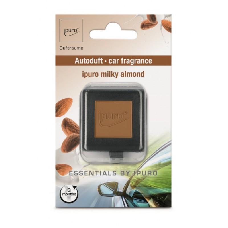 ipuro milky almond parfum auto