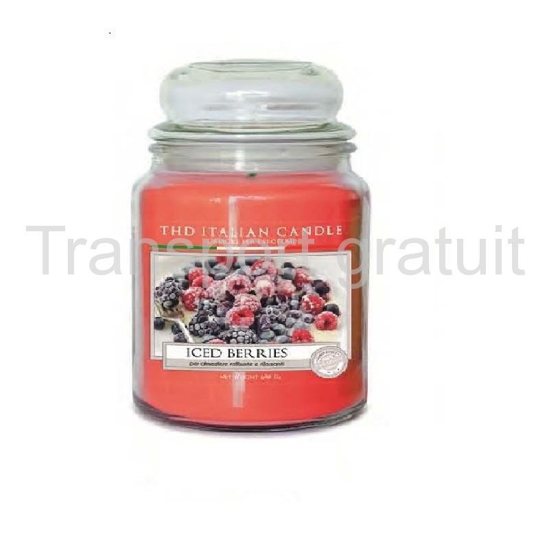 llumanare iced berries thd 600g