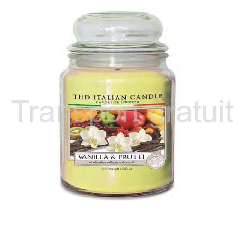 vanilia and frutti 600g