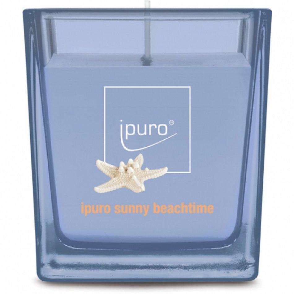 ipuro Essentials sunny beachtime lumanare 125g