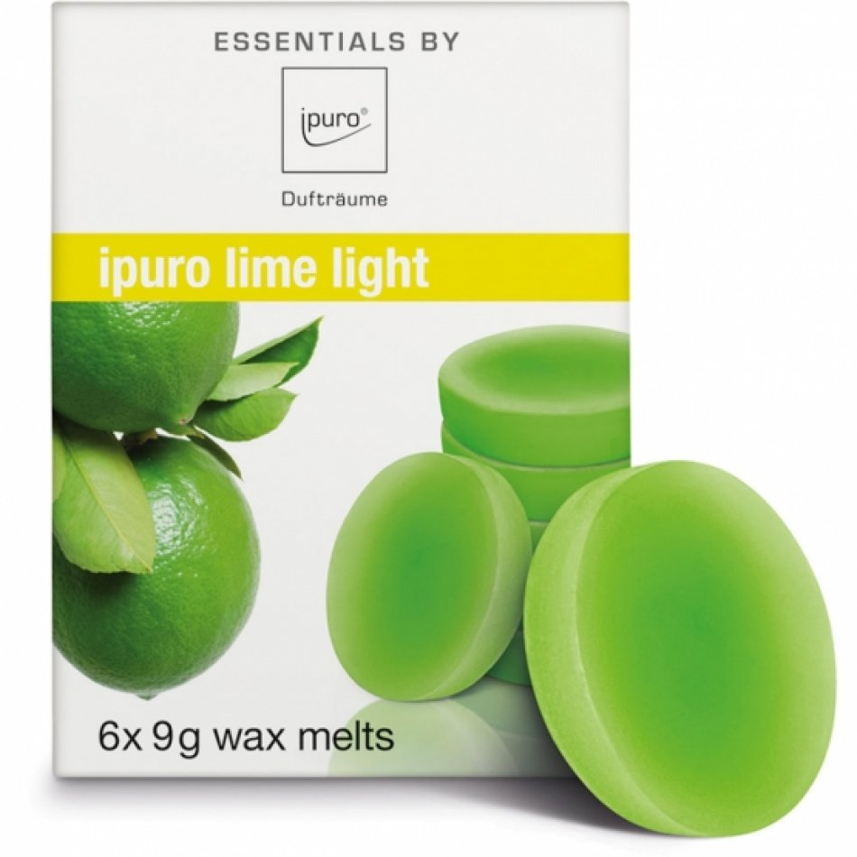 wax melts lime light