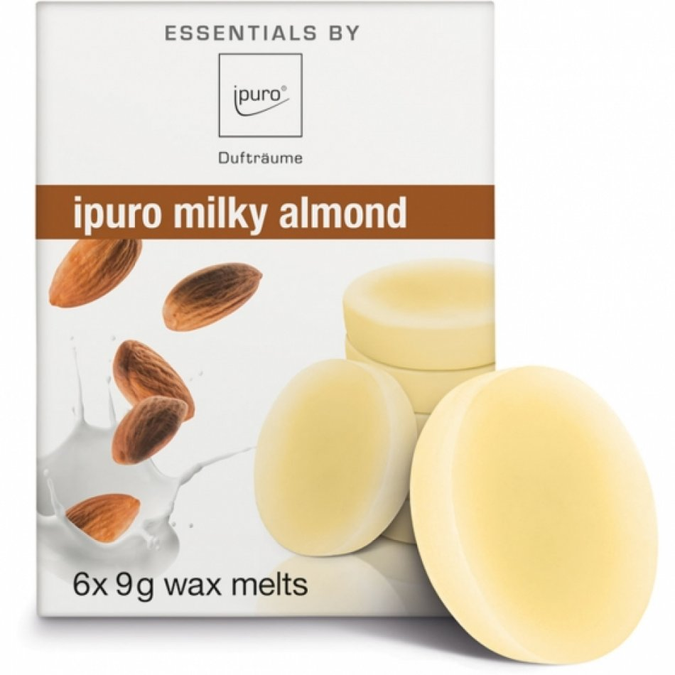 wax melts milky almond