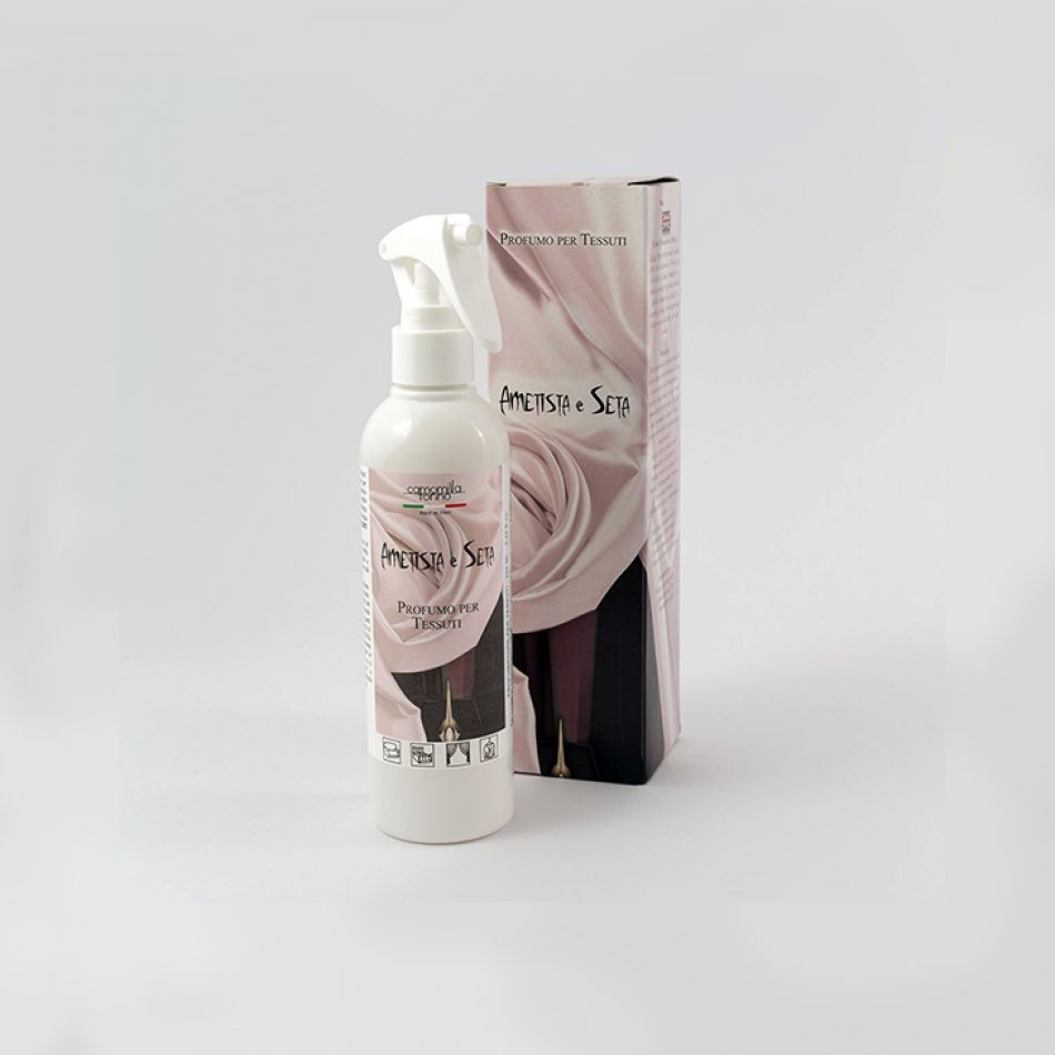 Spray tesaturi amethyst and silk