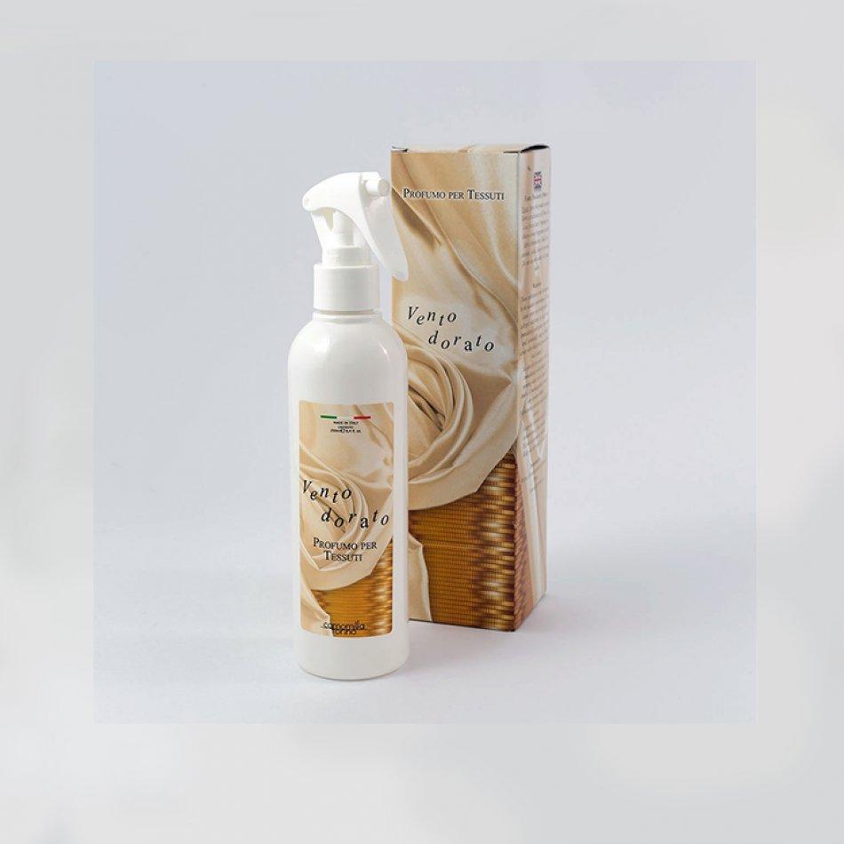 Spray tesaturi golden wind