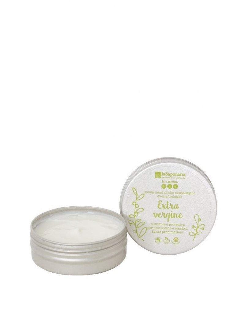 Crema de maini cu ulei Extravirgin 60 ml