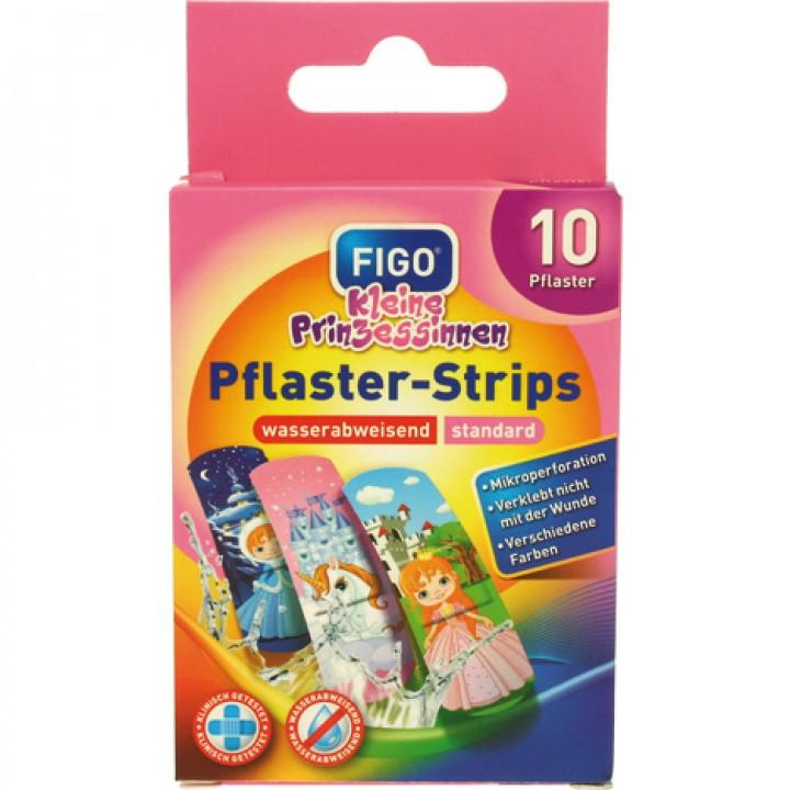 Plasturi copii - printese Figo 10 buc