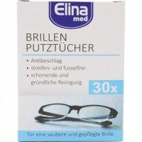 Servetele curatare ochelari Elina 30 buc