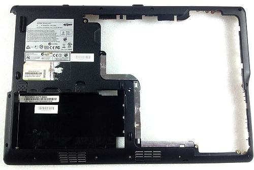 bottom case MSI cr620 e2p681dxxx