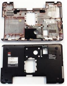 Carcasa inferioara (bottom case) Toshiba C850  C855  13n0zwa0301