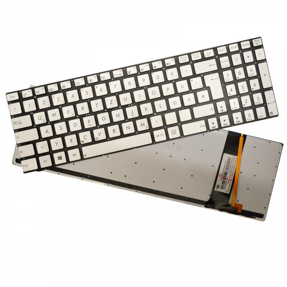 Tastatura laptop  Asus N550 N550JA N550JK N550JV N550JX N550LF N750 Q550LF