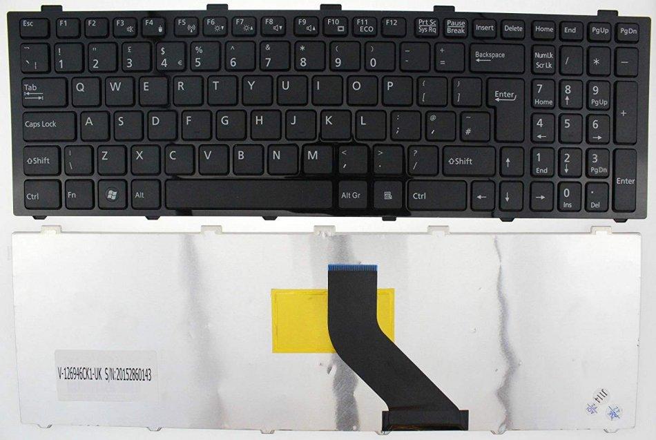 Tastatura Fujitsu Lifebook AH531 A531  AH530V126946CK1  CP51552501  AEFH2000210