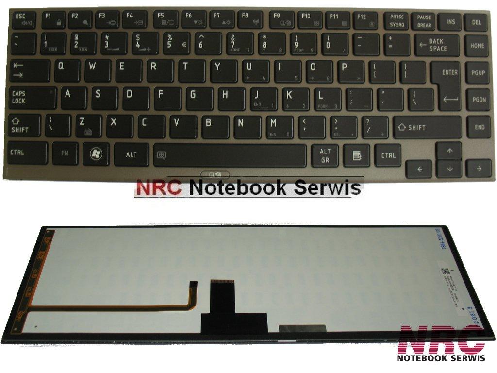 Tastatura laptop Toshiba Portage U940 U800 U840 U845 U900  n8607834t010