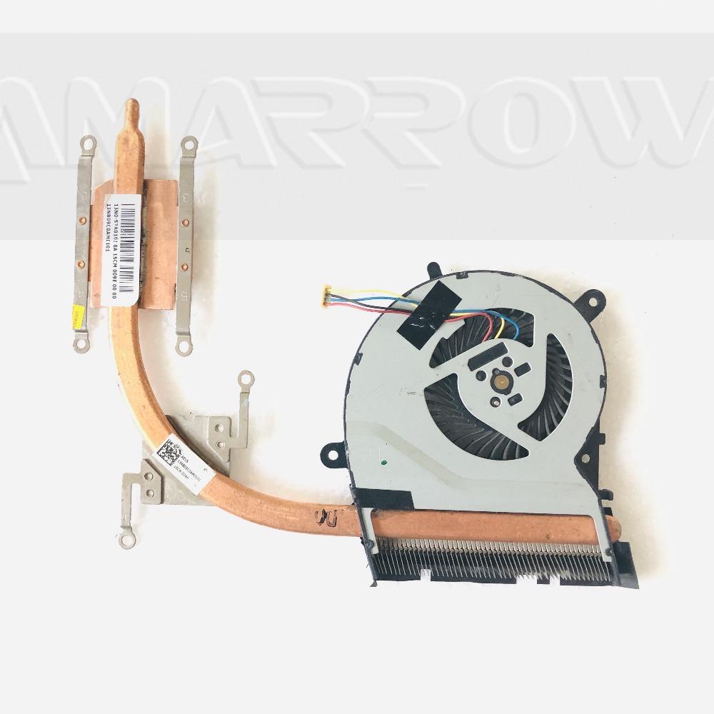 Ventilator  radiator Asus X555L X554L  13n0rpa0101
