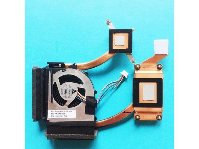 Ventilator  radiator (heatsink) IBM 04W1834 0.4MH19.002 A02  KSB0405HB AJ28