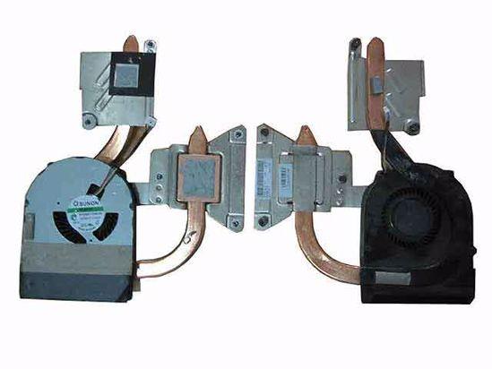 Ventilator  radiator (heatsink) IBM 60.4SG16.001 LG48DIS MF60090V1C460S99