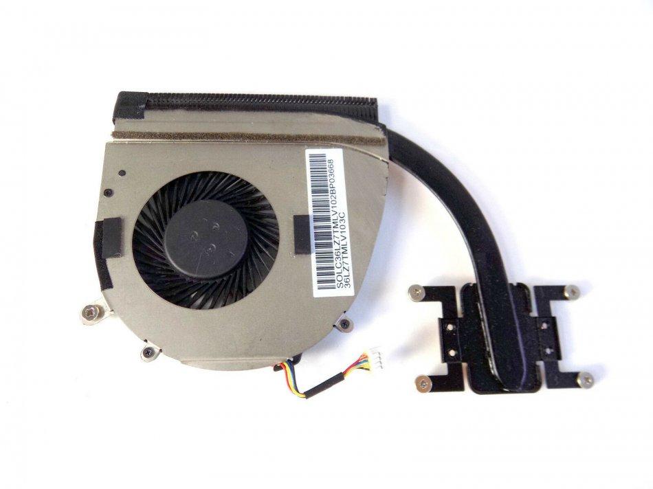 Ventilator  radiator (heatsink) Lenovo U310 touch  EG50050V1K38102  36lz7tmlv103c